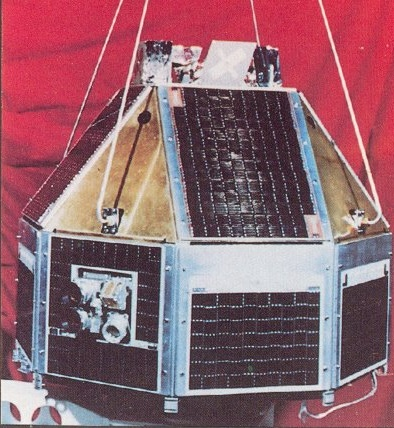 Rohini Satellite (RS-1) Series (Launched by Indian Rocket)
