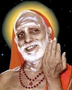 His Holiness Kanchi Kamakoti Jagadguru Sri Chandrasekara